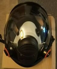 1 New Respirator with 1 New pair 3M 6051 filters & carry bag,