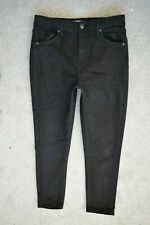 Topshop Joni Jeans Petite 30//28 Nero