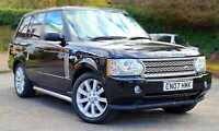 2007 LAND ROVER RANGE ROVER VOGUE 3.6 TDV8