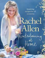 Entertaining at Home by Rachel Allen (Hardback, 2010)