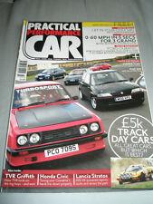 Practical Performance Car Jul 2005 Golf MKI 1.8 Turbo, TVR Griffith, Stratos