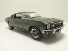 Greenlight 84041 Bullitt 1968 68 Ford Mustang GT Fastback 1/24