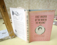 FIRST WHISPER Of  THE WIND IN THE WILLOWS ,1945,Kenneth Grahame,1st Ed,Illust,DJ