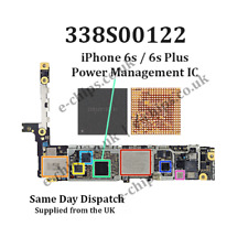 2 x 338S00122 - iPhone 6s / 6s Plus Power Management IC - Dead / Overheating Fix