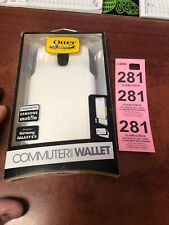 New Otterbox Commuter Phone Case for Samsung Galaxy S4 Wallet Card Holder Slide
