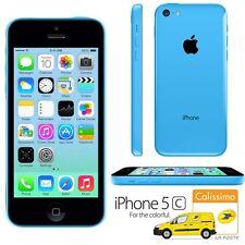 Apple iPhone 5c 16go 16GB Smartphone DÉBLOQUÉ Téléphones Mobile Bleu FR
