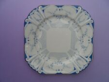"A Shelley "" Garland Of Flowers"" 11504/10 Queen Anne shape side plate. C.1926."