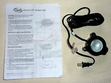 (2) Bush Furniture Under Cabinet Display Xenon Puck Lights Corded New in Package