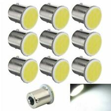 10pcs White 1156 BA15S P21W Led Car LED 1156 Lamp COB 12 SMD 12V Voltage 2019