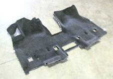 2011 2012 2013-2017 Honda Odyssey Front Floor Carpet Liner Mat Dark Grey OEM