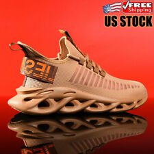 Men's Casual Sneakers Athletic Outdoor Running Sports Jogging Tennis Shoes Gym
