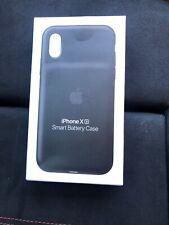 Apple MRXK2ZM/A Smart Battery Case for Apple iPhone XS - Black