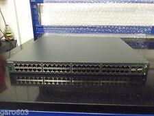 Nortel Baystack 4548gt 48 Puertos Gigabit Ethernet Switch + 4 Sfp al4500a04-e6