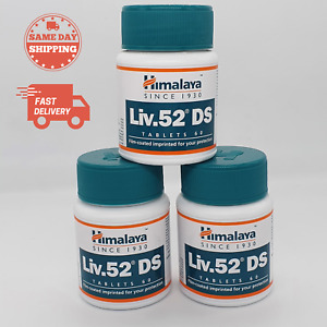 Liv.52 DS - 3 Pack (180 Tablets) - Liv 52 DOUBLE STRENGTH - Liver Care & Repair