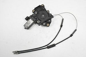 Alfa Romeo 166 Power Window Motor Adjustment D2472.06-RA1504