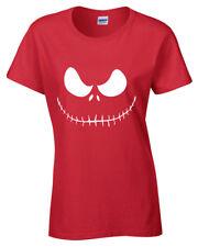 Jack Skellington Camiseta The Pesadilla antes de Navidad Mujer