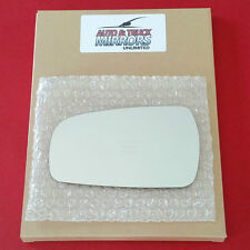NEW Mirror Glass + ADHESIVE 95-99  MAXIMA I30 Driver Left Side LH**FAST SHIP**
