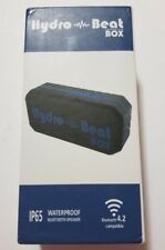 Hydro Beat Box Mini Bluetooth Speaker