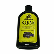 Bestop 11201-00 Jeep Soft Top Protectant Care Cleaner 16 oz. Bottle