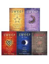 The Complete Cate Tiernan Sweep Collection Set 1-15 in 5 Volumes Fantasy Series!