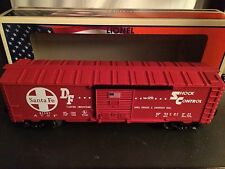 Lionel 81197 Santa Fe Boxcar USA Made series! New in Box!