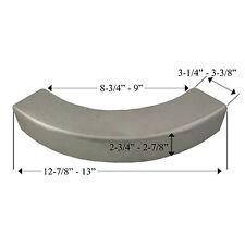 Pontoon Boat Aluminum Corner Cap Casting Smokercraft Sylvan C-Shaped ITEM #299
