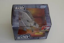 1996 STAR WARS ACTION FLEET  IMPERIAL SHUTTLE TYDIRIUM OPENED ONCE