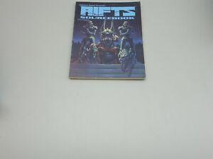 RIFTS: 1991 Sourcebook (Palladium Books)