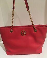 Michael Kors Fulton Handbag Chain New $348