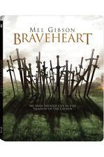 Braveheart (2018, Blu-ray) Steelbook Korean Edition