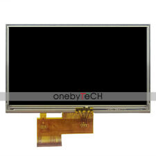 """5.0"""" A050FW03 LCD Display Touch Screen For TomTom GPS XXL 540S 530S 540TM 540M"""