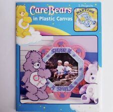 Care Bear Plastic Canvas Projects