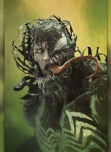 Venom #2 VIRGIN SET BARENDS 2021 (2 COMICS) CARNAGE SPIDER-MAN NOV NM
