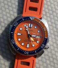 SEIKO SRPC95K1 'NEMO' LIMITED EDITION 200M REISSUE TURTLE DIVERS WATCH.
