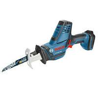 Bosch 18V Li-Ion Compact Reciprocating Saw (Tool Only) GSA18V-083B new