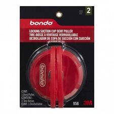 Bondo® 956 Double Handle Locking Suction Cup Dent Puller New, FREE SHIPPING