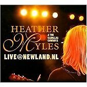 Heather Myles & The Cadillac Cowboys - Live @ Newland.NL (2008)  CD  NEW/SEALED