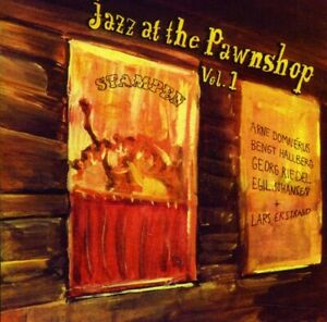 Various Artists - Jazz At The Pawnshop 1 [New CD]
