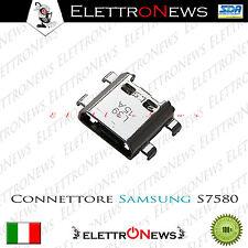 Connettore di ricarica Micro per Samsung GT-S7272 Galaxy Ace 3 Duos G355 core 2