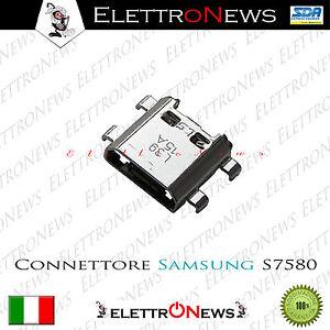 Connettore di ricarica Micro Usb Samsung S7275 ACE 3 S7582 Galaxy S Duos 2 A033