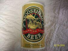 MOOSEHEAD BEER Canadian Lager COIN BANK Original Stock #2195 ManCave Collectable