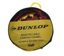 Dunlop Jump Leads 16mm Din72553