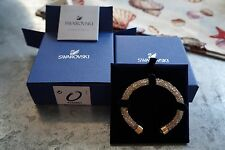Swarovski Crystaldust Gold Small Cuff 5255897