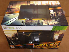 DRIVER SAN FRANCISCO COLLECTORS PACK  XBOX 360 GAME NEW SEALED RARE