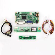 LED LCD Controller Board(VGA+DVI) for LTN154U2-L06 LQ154M1LW02 LTN170WU-L01