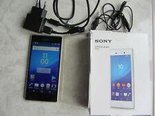 Smartphone Sony XPERIA m4 Aqua e2303 LTE GRIGIO PERFETTAMENTE FUNZIONANTE