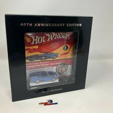 Custom Otto 40th Anniversary 1968 Replica * Hot Wheels RLC * WC17