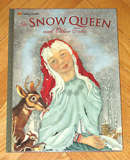THE SNOW QUEEN AND OTHER TALES Marie Ponsot & Adrienne Segur 2001 HB LK NEW