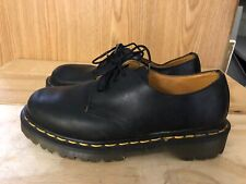 Dr Martens Made In England 3 Eye Leather men lace up Shoes UK size 5 - US size 6