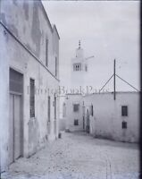 MAGHREB Maroc Algérie Tunisie c1900, NEGATIF Photo Stereo Plaque Verre VR10Ln21